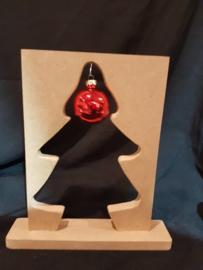 Kerstboom Silhouette