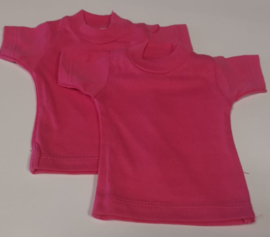 Mini t-Shirt Fuchsia