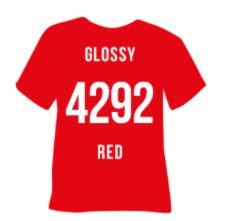 4292 Glossy Red