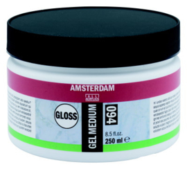 AAC GEL MEDIUM GLANZEND 250ML