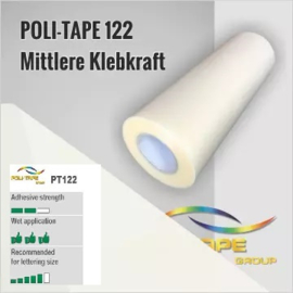 Applicatie Tape Papier op Rol 30,5 x 100 mtr