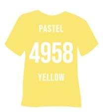 4958  Poli-Flex Turbo Pastel Yellow