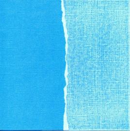 1 PK  Cardstock nassau blue 5 VL 30,5X30,5 CM / GX-BB020