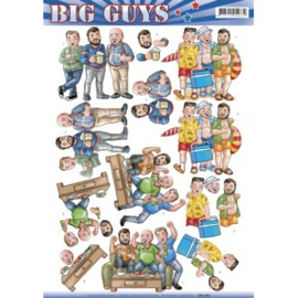 knipvel Big Guys CD11160