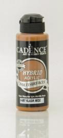 Cadence Hybride acrylverf (semi mat) Klassiek eik 01 001 0097 0120 120 ml