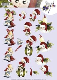 Precious Marieke - Christmas dolls