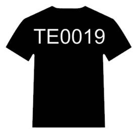 Siser 3D techno flex-folie TE0019  zwart
