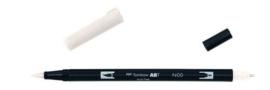 Tombow ABT dubbele brushpen Blender kleurloos ABT-N00