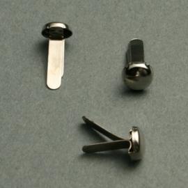 splitpen 14 mm vernikkeld  50  stuks