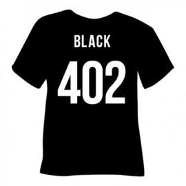 402 Black ( Zwart )