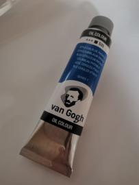 535 curuleumblauw phtalo olieverf van gogh