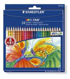 Staedtler Noris Club kleurpotlood - set 24 st. 144 NC24