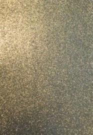 EVA foam vellen 2mm 22x30cm  Goud glitter 12315-1532