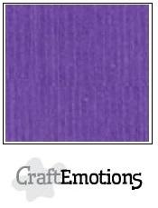 linnenkarton 1 vel purper violet LHC-54 A4 250gr