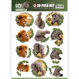 Wild Animals 2 - Africa Push Out