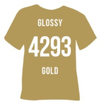 4293 Glossy Gold