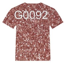 G0092   Rose Gold glitter