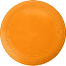 Frisbee Oranje