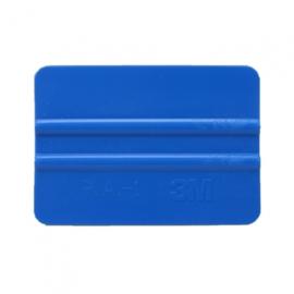 Blauwe Aandruk spatel