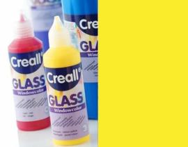 Creall Glass - glasstickerverf neongeel 1 FL - 80 ML 20581