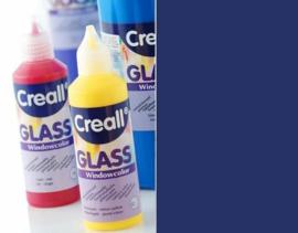 Creall Glass - glasstickerverf marineblauw 1 FL - 80 ML 20538