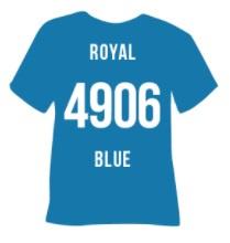 4906   Poli-Flex Royal Blue Turbo