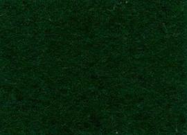 Viltlapje viscose dennengroen  20x30cm - 1mm   1 vel