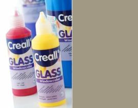 Creall Glass - glasstickerverf grijs 1 FL - 80 ML 20563