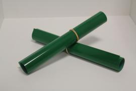 S0009 Groen Flock 30 x 50 cm