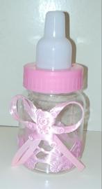 Baby Flesje Roze