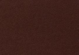 1 PK (10 VL) Tekenpapier donkerbruin 50X70/130G