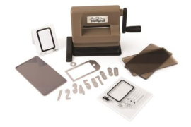 Sizzix Sidekick Starter Kit - Brown & Black TH 662535 Tim Holtz (03-18)