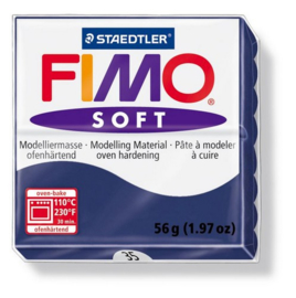Fimo Soft windsor blauw 57 GR 8020-35