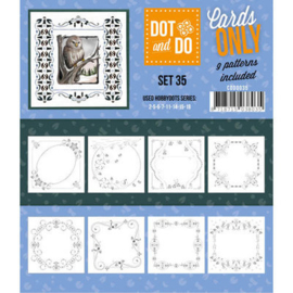 Dot and Do cards only 35