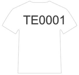 Siser 3D techno flex-folie TE0001  wit