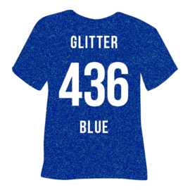 436 Glitter Blue image
