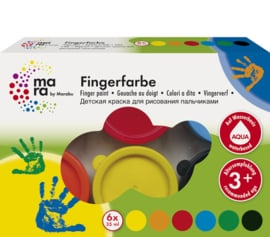 MARA VINGERVERF SET BASIC 6 X 35 ML