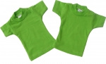 mini t-shirt Lime Green