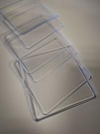 Plastic Onderzetters