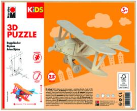 KIDS 3D puzzle dubbeldekker 3+