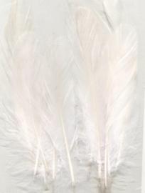 Veren wit 12,5-17,5 cm 15 ST