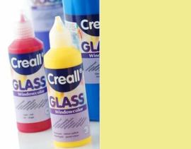 Creall Glass - glasstickerverf glow in the dark 1 FL - 80 ML 20591