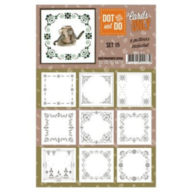 Dot and Do cards only 15