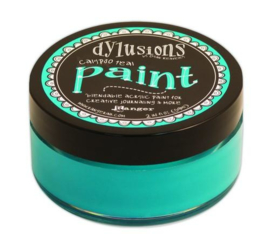 Ranger Dylusions Paint 59 ml - calypso teal DYP50957