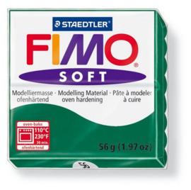 Fimo Soft smaragdgroen 57 GR 8020-56