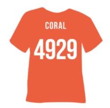 4929   Poli-Flex Turbo Coral
