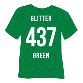 437 Glitter Green Image