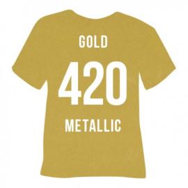 PF 420 Metallic Gold