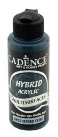 Cadence Hybride acrylverf (semi mat) Oxford groen 01 001 0052 0120 120 ml
