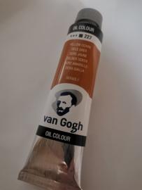 227  Gele Oker  olieverf van Gogh